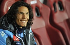 Cavani set for PSG switch after completing medical