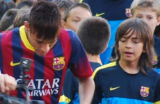 10-year-old Irish footballer gets 2-year extension at Barcelona