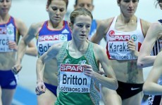 Fionnuala Britton ruled out of World Championships