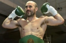 Spike O'Sullivan is 'one horrible b****rd' in the ring, says trainer