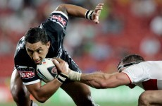 Benji Marshall quits rugby league to chase All Black's World Cup spot