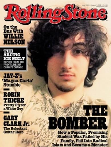 Rolling Stone defends putting Boston bomb suspect Dzhokhar Tsarnaev on cover