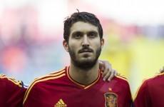 Departures Lounge: Spain U20 captain arrives in England