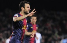 David Moyes hoping for good news on Fabregas bid but Rooney not for sale