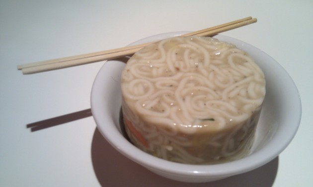 Noodle or cake?