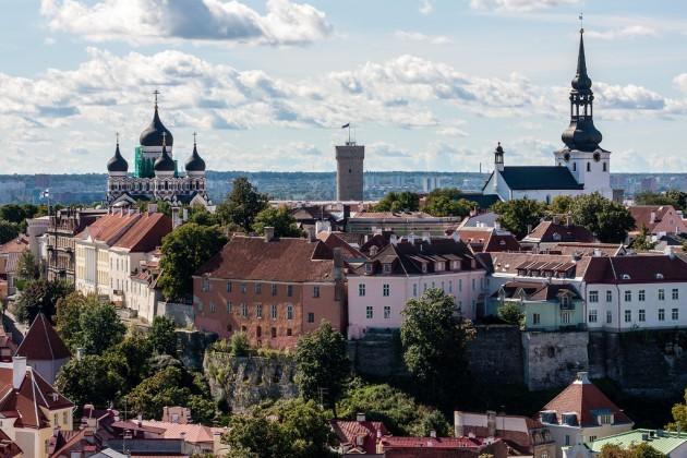 Tallinn Old Town (Toompea)