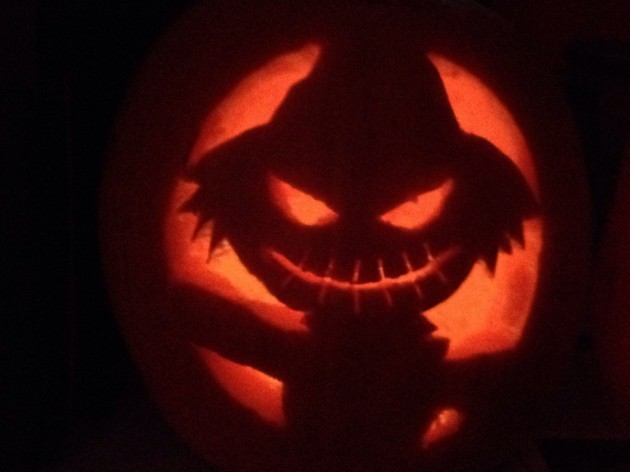 Of your best pumpkin carvings · the daily edge