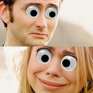 Googly eyes make everything better! - Imgur