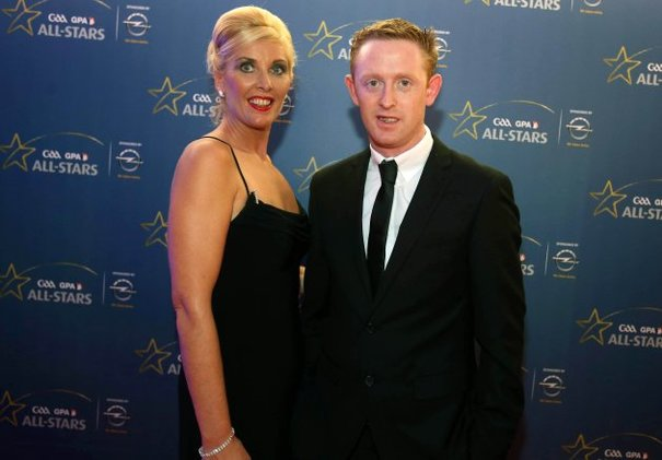 in pics gaa stars turn out for tonights allstar awards