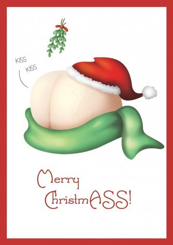 16 brilliantly irish alternative christmas cards the daily edge 5 this simply obscene arse m4hsunfo