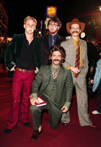 Anchorman 2: The Legend Continues premiere - London