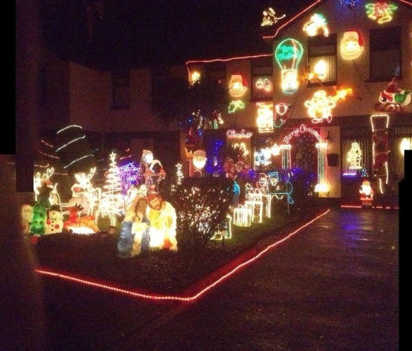 Jason McGee Tweeted This House in Dundalk