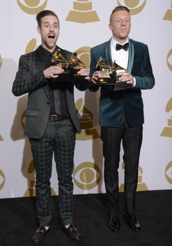 56th Annual Grammy Awards - Press Room - Los Angeles