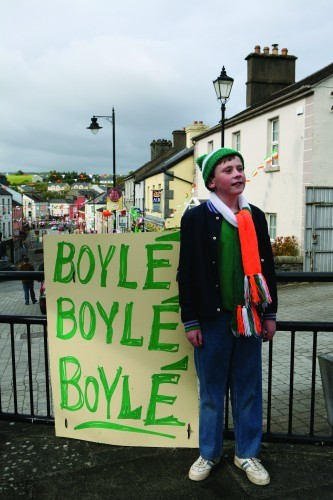 Moone Boy - Series 2.Episode 1..David Rawle as Martin..?BabyCow