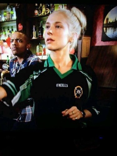 Anyone know this GAA jersey spotted on ...