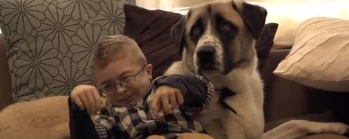 Heartwarming Film Documents Bond Between Disabled Boy And His - One boy dog heart warming