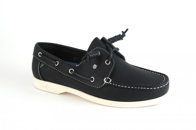 16. Dubarrys with the laces done up like this