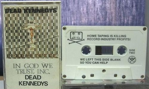 Just one more reason to love Dead Kennedys - Imgur