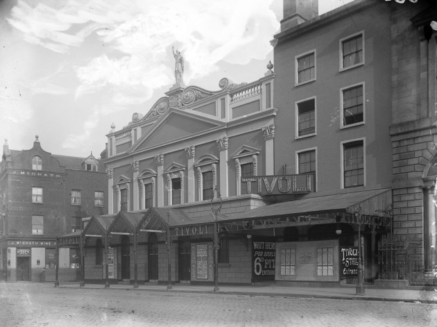 Dublin Used To Have 56 Different Cinemas Here Are Some Of