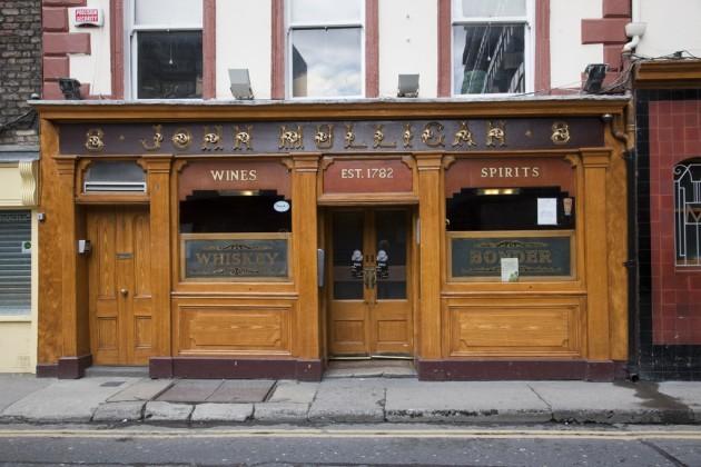 Mulligan's Pub On Poolbeg Street