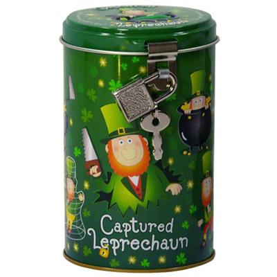 leprechaun midget census taker captured