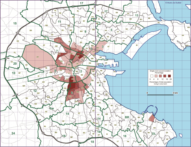 Maps Of Dublin That Will Give You A New Perspective The Daily Edge - Where is dublin