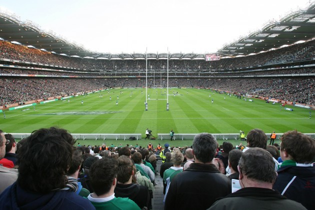 Rugby Union - RBS 6 Nations Championship 2010 - Ireland v Scotland - Croke Park