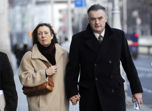 Ian Bailey Court Cases