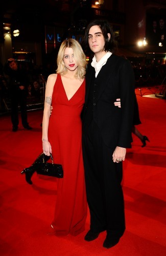 In Pictures Peaches Geldof Mother Wife And Daughter