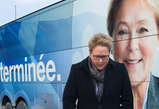 Pauline Marois resigns as PQ loses