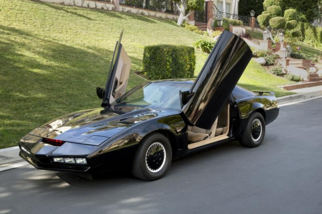 David hasselhoff is selling his knight rider kitt car the daily edge source juliens auctions live altavistaventures Gallery