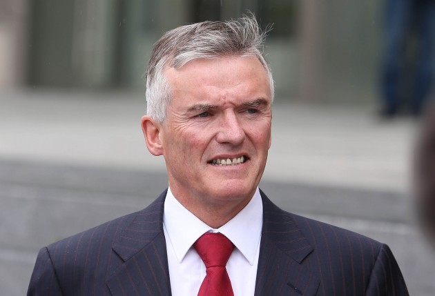 Ivor Callely court case