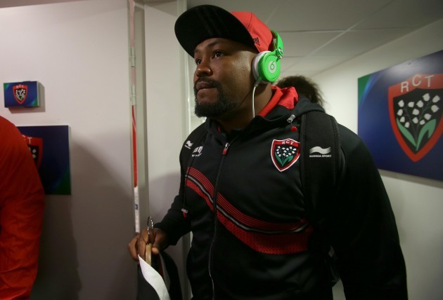 Steffon Armitage arrives