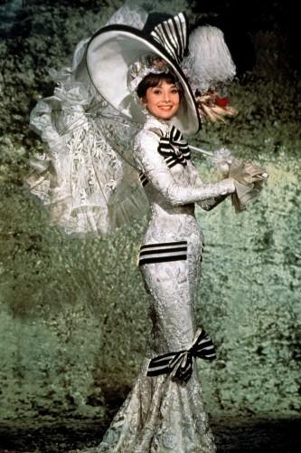 Film - Audrey Hepburn - My Fair Lady