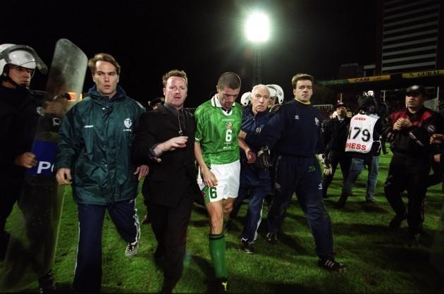 Roy Keane 17/11/1999