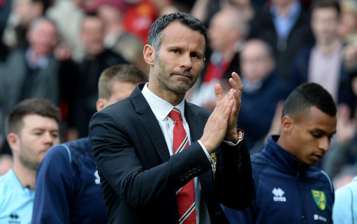 Soccer - Ryan Giggs Filer