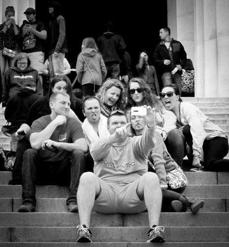 lincoln_selfie