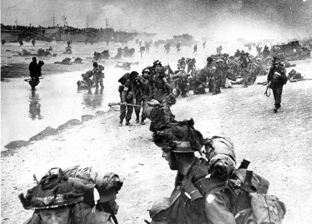 D-DAY INVASION NORMANDY