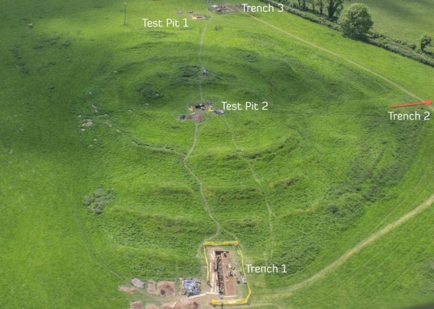 Tlachtga Image 2 (Main Image at top of piece) Neil Jackman
