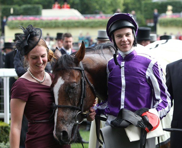 Horse Racing - The Royal Ascot Meeting 2014 - Day Three - Ascot Racecourse