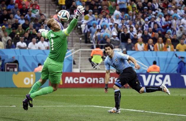 Brazil Soccer WCup Uruguay England