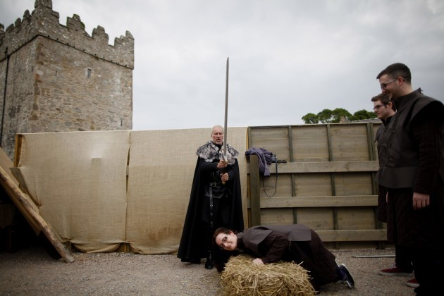 Britain Northern Ireland Game of Thrones