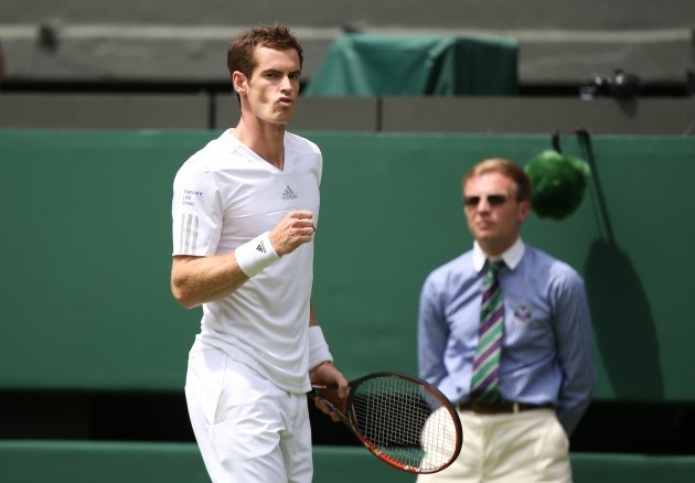 Tennis - 2014 Wimbledon Championships - Day One - The All England Lawn Tennis and Croquet Club