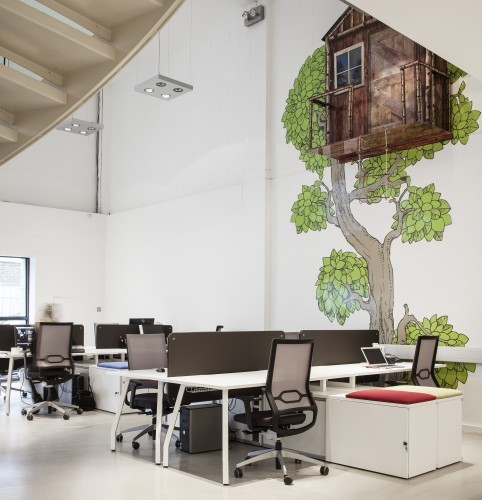 8 of dublin's coolest office spaces · the daily edge