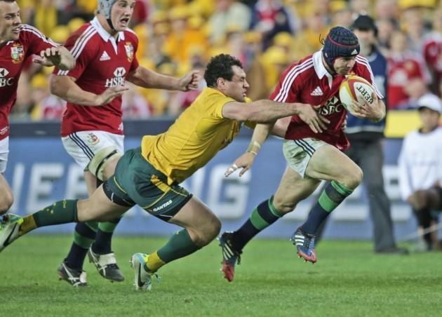 Australia British Lions Rugby