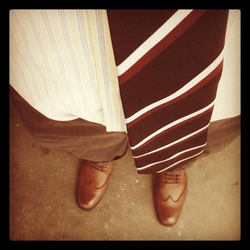#shoes #men #male #brogue #fashion #tie #shirt #gpoy #sunday