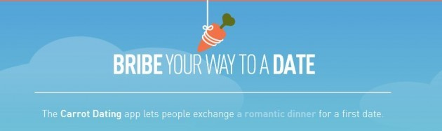 carrot dating app store Carrot dating app will let you bribe your way to dates tired of receiving rejection after rejection on dating apps because women can't stand your hitler 'stache and your putin charm then carrot dating is the app for you.
