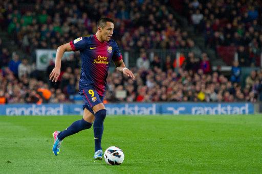 Soccer - Spanish Primera Division - Barcelona v Malorca - Camp Nou