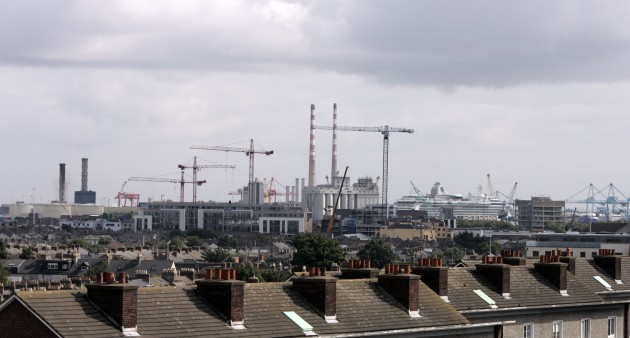 Dublin Skylines