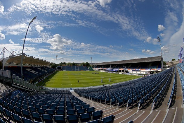 General view of the RDS